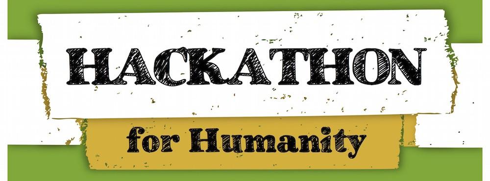 HackathonForHumanity Banner