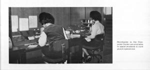 SecretariesTypeCardsRollamo1964
