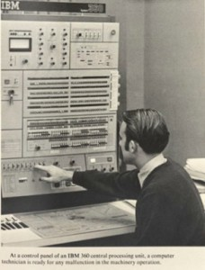 UnknownComputerTechatIBM360Rollamo1970